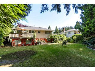 Photo 20: 714 IVY Avenue in Coquitlam: Coquitlam West House for sale : MLS®# V1131997