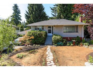 Photo 1: 714 IVY Avenue in Coquitlam: Coquitlam West House for sale : MLS®# V1131997