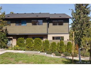 Photo 2: 506 Crossandra Cres in VICTORIA: SW Tillicum Row/Townhouse for sale (Saanich West)  : MLS®# 712194