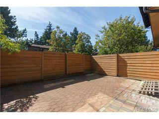 Photo 12: 506 Crossandra Cres in VICTORIA: SW Tillicum Row/Townhouse for sale (Saanich West)  : MLS®# 712194