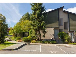 Photo 1: 506 Crossandra Cres in VICTORIA: SW Tillicum Row/Townhouse for sale (Saanich West)  : MLS®# 712194