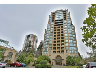 "Photo 1: 504 7388 SANDBORNE Avenue in Burnaby: South Slope Condo for sale in ""MAYFAIR PLACE II"" (Burnaby South)  : MLS®# R2023257"
