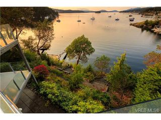 Photo 18: 740 Sea Dr in BRENTWOOD BAY: CS Brentwood Bay House for sale (Central Saanich)  : MLS®# 698950