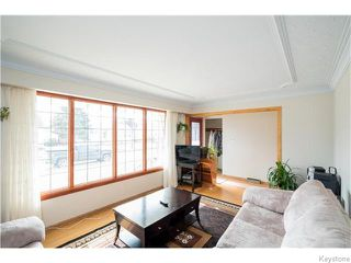 Photo 2: 295 Cheriton Avenue in Winnipeg: North Kildonan Residential for sale (North East Winnipeg)  : MLS®# 1607580