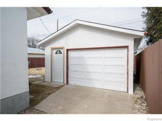Photo 15: 295 Cheriton Avenue in Winnipeg: North Kildonan Residential for sale (North East Winnipeg)  : MLS®# 1607580
