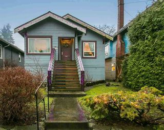 Main Photo: 3830 W 16TH Avenue in Vancouver: Dunbar House for sale (Vancouver West)  : MLS®# R2071259