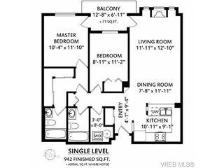 Photo 14: 205 400 Dupplin Rd in VICTORIA: SW Rudd Park Condo Apartment for sale (Saanich West)  : MLS®# 734375