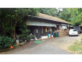 Photo 1: 5036 Old West Saanich Rd in VICTORIA: SW West Saanich House for sale (Saanich West)  : MLS®# 736467