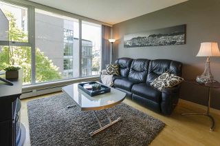 "Photo 1: 707 1008 CAMBIE Street in Vancouver: Yaletown Condo for sale in ""Waterworks"" (Vancouver West)  : MLS®# R2092639"