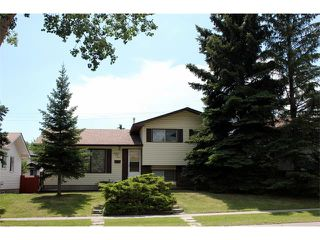 Photo 1: 6011 TEMPLE Drive NE in Calgary: Temple House for sale : MLS®# C4075214