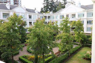 Photo 1: 303 5735 HAMPTON Place in Vancouver: University VW Condo for sale (Vancouver West)  : MLS®# R2106981