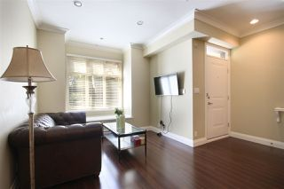"Photo 2: 220 5588 PATTERSON Avenue in Burnaby: Central Park BS Townhouse for sale in ""DECORUS"" (Burnaby South)  : MLS®# R2111727"