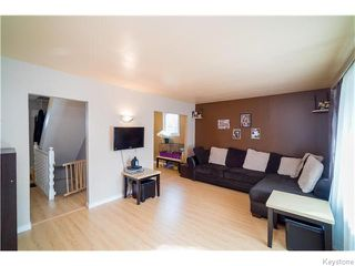 Photo 2: 719 Harbison Avenue East in Winnipeg: East Kildonan Residential for sale (3B)  : MLS®# 1626698