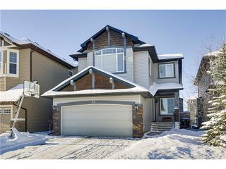 Photo 1: 31 EVEROAK Green SW in Calgary: Evergreen House for sale : MLS®# C4093062