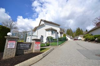 "Photo 1: 48 32361 MCRAE Avenue in Mission: Mission BC Townhouse for sale in ""SPENCER ESTATES"" : MLS®# R2153598"
