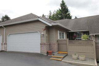 "Photo 1: 60 21848 50 Avenue in Langley: Murrayville Townhouse for sale in ""Cedar Crest Estates"" : MLS®# R2173433"