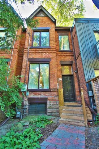 Photo 1: 116 Sumach St in Toronto: Regent Park Freehold for sale (Toronto C08)  : MLS®# C3918173