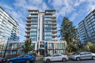 "Photo 1: 212 9080 UNIVERSITY Crescent in Burnaby: Simon Fraser Univer. Condo for sale in ""Altitude"" (Burnaby North)  : MLS®# R2214557"