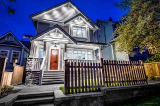 Photo 1: 1348 E 18TH Avenue in Vancouver: Knight House 1/2 Duplex for sale (Vancouver East)  : MLS®# R2214853