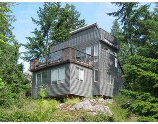 Photo 2: 492 CRAG'S END RD: Bowen Island House for sale : MLS®# V541827
