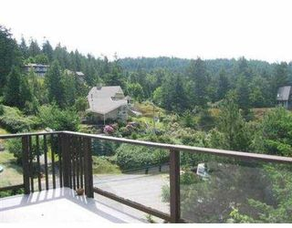 Photo 3: 492 CRAG'S END RD: Bowen Island House for sale : MLS®# V541827