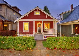 Photo 1: 175 E 21ST Avenue in Vancouver: Main House for sale (Vancouver East)  : MLS®# R2223614