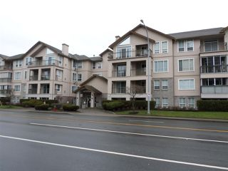 "Photo 1: 404 2772 CLEARBROOK Road in Abbotsford: Abbotsford West Condo for sale in ""BROOKHOLLOW ESTATES"" : MLS®# R2244253"