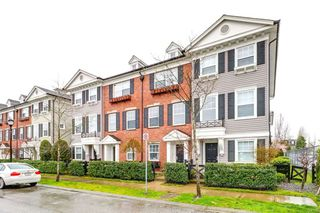 """Photo 1: 57 11067 BARNSTON VIEW Road in Pitt Meadows: South Meadows Townhouse for sale in """"COHO"""" : MLS®# R2252332"""