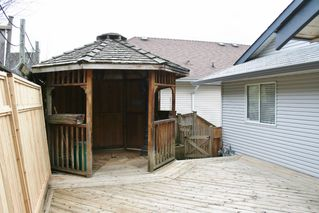 """Photo 27: 33358 4TH Avenue in Mission: Mission BC House for sale in """"Lane off Murray"""" : MLS®# R2252998"""