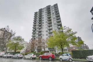 "Photo 1: 904 1146 HARWOOD Street in Vancouver: West End VW Condo for sale in ""Lamplighter"" (Vancouver West)  : MLS®# R2258222"