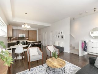 "Photo 11: 1839 CROWE Street in Vancouver: False Creek Townhouse for sale in ""FOUNDRY"" (Vancouver West)  : MLS®# R2277227"