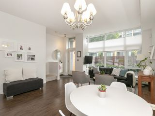 "Photo 10: 1839 CROWE Street in Vancouver: False Creek Townhouse for sale in ""FOUNDRY"" (Vancouver West)  : MLS®# R2277227"