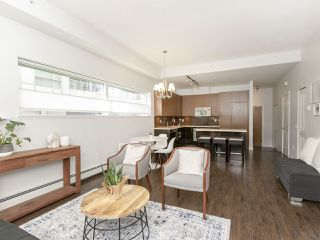 "Photo 13: 1839 CROWE Street in Vancouver: False Creek Townhouse for sale in ""FOUNDRY"" (Vancouver West)  : MLS®# R2277227"