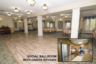 Photo 23: 205 9820 165 Street in Edmonton: Zone 22 Condo for sale : MLS®# E4115650