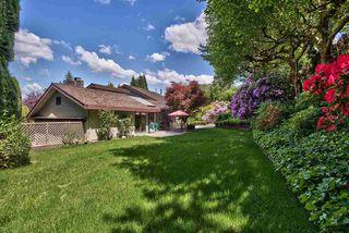"""Photo 19: 6640 EAGLES Drive in Burnaby: Deer Lake House for sale in """"DEER LAKE"""" (Burnaby South)  : MLS®# R2278442"""