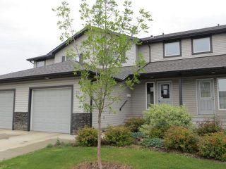 Main Photo: 28 13838 166 Avenue in Edmonton: Zone 27 Townhouse for sale : MLS®# E4126071