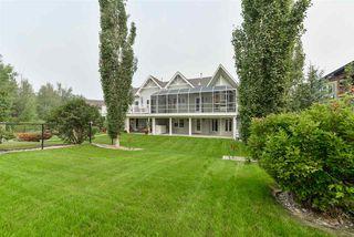 Main Photo: 13 BRIARWOOD Village: Stony Plain House Half Duplex for sale : MLS®# E4126704