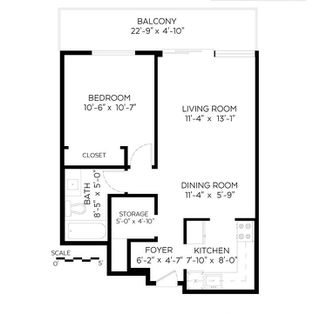 """Photo 18: 404 2328 OXFORD Street in Vancouver: Hastings Condo for sale in """"MARINER PLACE"""" (Vancouver East)  : MLS®# R2311506"""