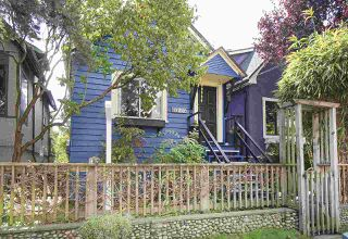 Photo 1: 1726 MCSPADDEN Avenue in Vancouver: Grandview VE House for sale (Vancouver East)  : MLS®# R2311985