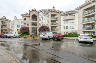 "Main Photo: 204 3172 GLADWIN Road in Abbotsford: Central Abbotsford Condo for sale in ""Regency Park"" : MLS®# R2318851"