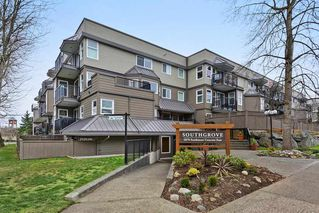 "Photo 1: 314 1870 E SOUTHMERE Crescent in Surrey: Sunnyside Park Surrey Condo for sale in ""Southgrove"" (South Surrey White Rock)  : MLS®# R2327211"