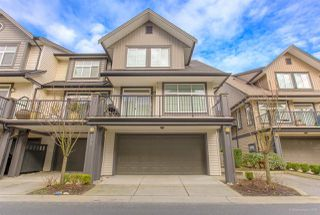"Photo 1: 107 13819 232 Street in Maple Ridge: Silver Valley Townhouse for sale in ""BRIGHTON"" : MLS®# R2346509"
