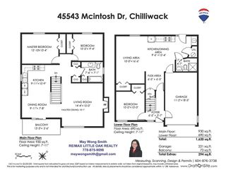 Photo 20: 45543 MCINTOSH Drive in Chilliwack: Chilliwack W Young-Well House for sale : MLS®# R2346994