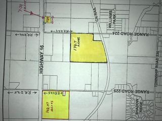 Photo 4: Hwy 16 Range Road 224: Rural Strathcona County Rural Land/Vacant Lot for sale : MLS®# E4147758