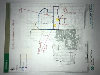 Photo 2: Hwy 16 Range Road 224: Rural Strathcona County Rural Land/Vacant Lot for sale : MLS®# E4147758
