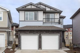 Photo 1: 7308 Creighton Close in Edmonton: Zone 55 House Duplex for sale : MLS®# E4149303