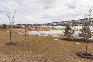 Photo 30: 7308 Creighton Close in Edmonton: Zone 55 House Duplex for sale : MLS®# E4149303