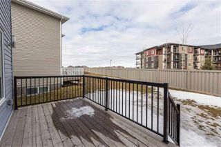 Photo 26: 7308 Creighton Close in Edmonton: Zone 55 House Duplex for sale : MLS®# E4149303