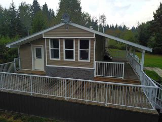 Main Photo: 17460 VALLEY Road: Salmon Valley Manufactured Home for sale (PG Rural North (Zone 76))  : MLS®# R2360843