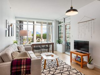 """Main Photo: 607 110 SWITCHMEN Street in Vancouver: Mount Pleasant VW Condo for sale in """"LIDO BY BOSA"""" (Vancouver West)  : MLS®# R2371496"""